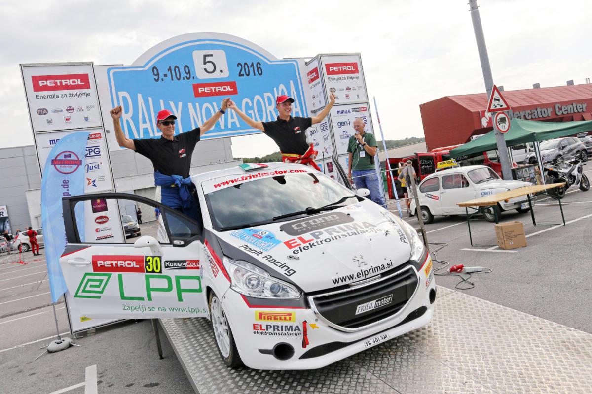 Klemen Popit Racing 5